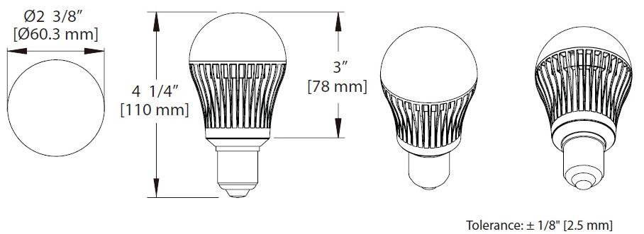 products led bulb